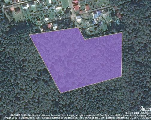 Участок 2.3 га под коттеджный поселок, Апрелевка, Наро-Фоминский район