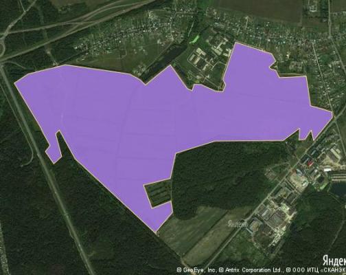 Участок 209.9 га под коттеджный поселок, Бабеево, Ногинский район