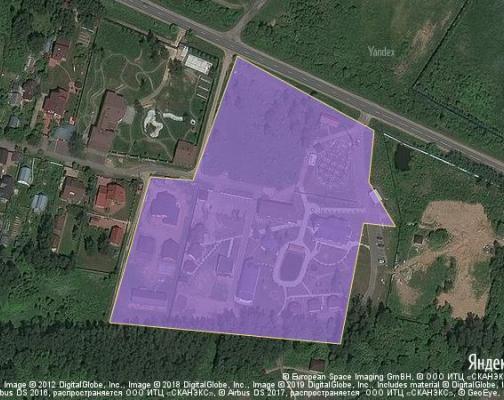 Участок 2.3 га под коттеджный поселок, Большое Ивановское, Мытищинский район