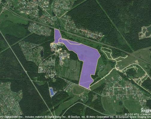 Участок 36.0 га под коттеджный поселок, Колонтаево, Ногинский район