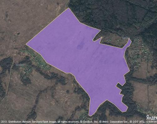 Участок 194.54 га под коттеджный поселок, Холмец, Можайский район