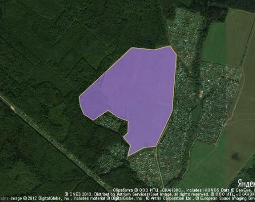 Участок 95.97 га под коттеджный поселок, Мачихино, Наро-Фоминский район