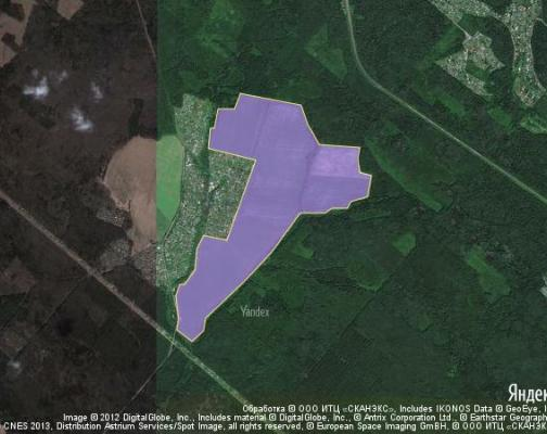 Участок 255.0 га под коттеджный поселок, Мачихино, Наро-Фоминский район
