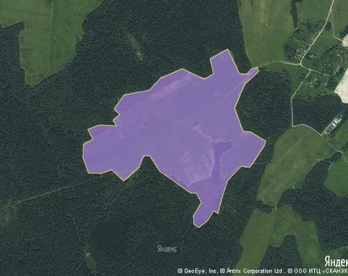 Участок 115.86 га под коттеджный поселок, Кулебякино, Сергиево-Посадский район