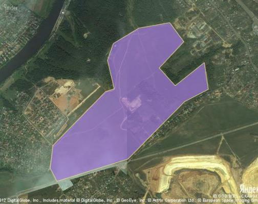 Участок 168.74 га под жилищное строительство, Чулково, Раменский район