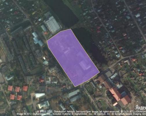 Участок 3.74 га под жилищное строительство, Лобня, Мытищинский район