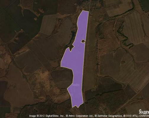 Участок 224.33 га под коттеджный поселок, Мочилы, Серебряно-Прудский район