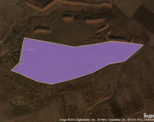 Участок 131.17 га под коттеджный поселок, Кормовое, Серебряно-Прудский район