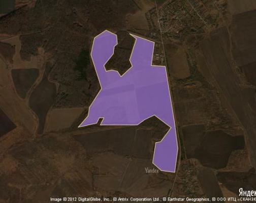 Участок 378.0 га под коттеджный поселок, Мочилы, Серебряно-Прудский район