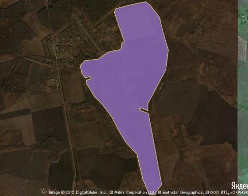 Участок 507.0 га под коттеджный поселок, Мочилы, Серебряно-Прудский район
