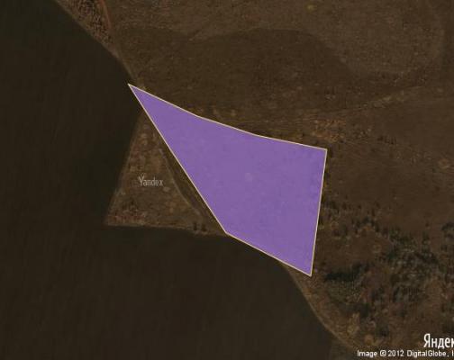 Участок 5.32 га под коттеджный поселок, Куньи Выселки, Серебряно-Прудский район