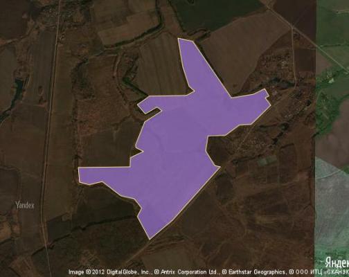 Участок 431.25 га под коттеджный поселок, Мочилы, Серебряно-Прудский район