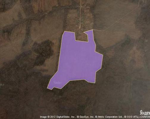 Участок 74.62 га под коттеджный поселок, Тарасово, Шаховской район