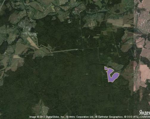 Участок 66.91 га под сельскохозяйственную деятельность, Колычево, Ступинский район
