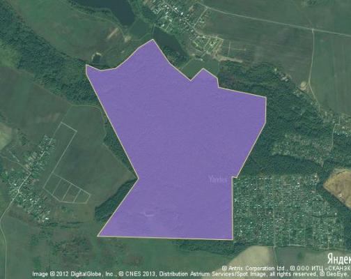 Участок 164.46 га под сельскохозяйственную деятельность, Губкино, Клинский район