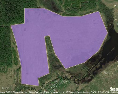 Участок 83.0 га под коттеджный поселок, Починки, Можайский район