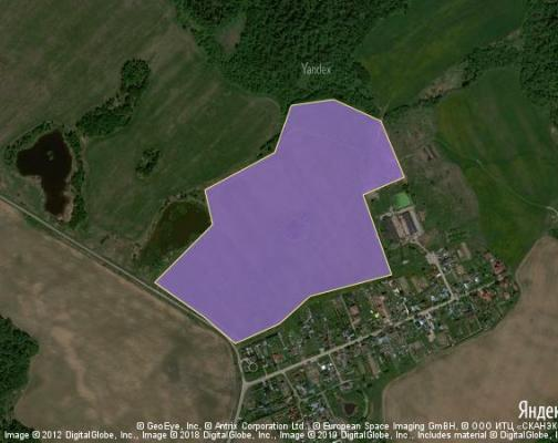 Участок 24.5 га под коттеджный поселок, Сурмино, Одинцовский район