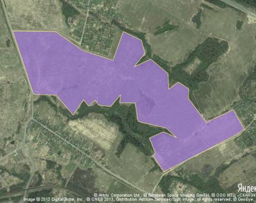 Участок 178.5 га под коттеджный поселок, Муромцево, Волоколамский район