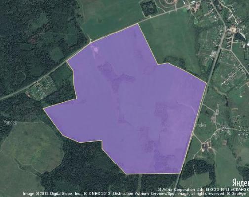 Участок 217.27 га под сельскохозяйственную деятельность, Коняшино, Волоколамский район