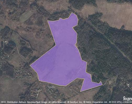 Участок 123.85 га под сельскохозяйственную деятельность, Мостки, Солнечногорский район