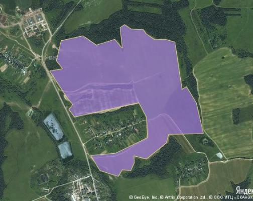 Участок 165.2 га под сельскохозяйственную деятельность, Корытцево, Сергиево-Посадский район