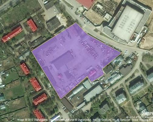 Участок 2.2 га под жилищное строительство, Звенигород, Одинцовский район