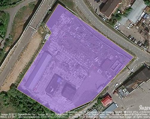 Участок 1.1 га под промышленно-складской комплекс, Марфино, Одинцовский район