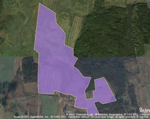 Участок 575.43 га под сельскохозяйственную деятельность, Речки, Волоколамский район