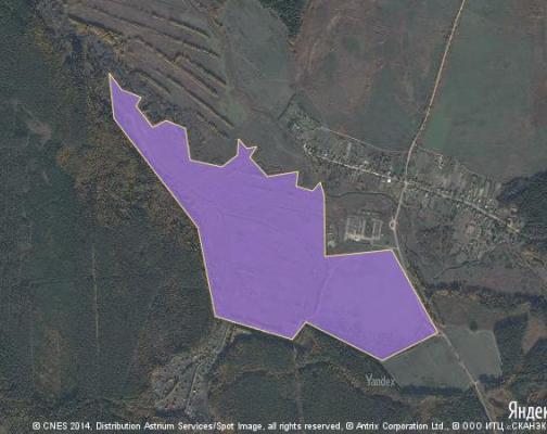 Участок 95.56 га под сельскохозяйственную деятельность, Кузьминское, Волоколамский район