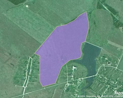 Участок 120.93 га под сельскохозяйственную деятельность, Ровни, Шаховской район