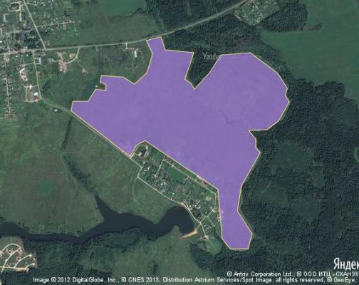 Участок 143.06 га под сельскохозяйственную деятельность, Милованье, Волоколамский район