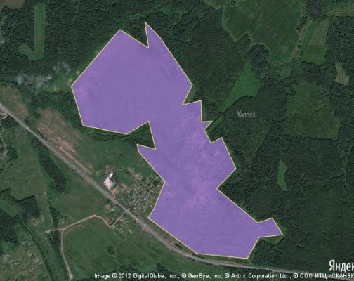 Участок 146.04 га под сельскохозяйственную деятельность, Княжьи Горы, Шаховской район