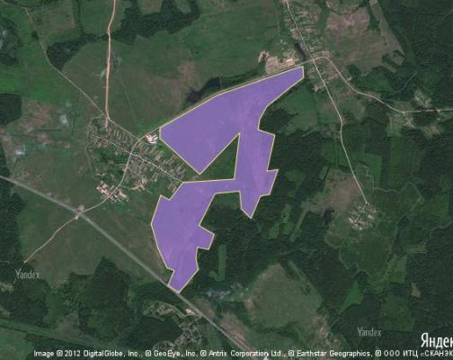 Участок 239.35 га под сельскохозяйственную деятельность, Городково, Шаховской район