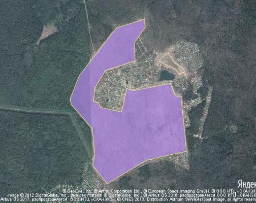 Участок 137.0 га под жилищное строительство, Тимонино, Наро-Фоминский район
