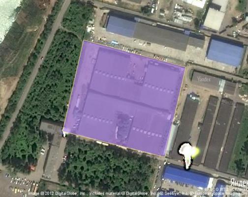 Участок 2.3 га под промышленно-складской комплекс, Осеево, Щелковский район