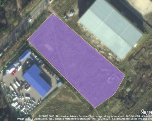 Участок 2.4 га под промышленно-складской комплекс, Радумля, Солнечногорский район