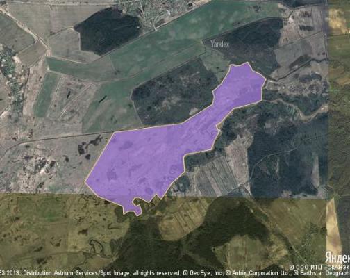Участок 261.64 га под сельскохозяйственную деятельность, Непейцино, Клинский район