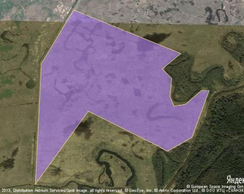 Участок 57.92 га под сельскохозяйственную деятельность, Непейцино, Клинский район
