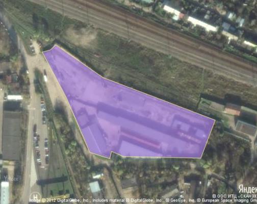 Участок 2.0 га под промышленно-складской комплекс, Нахабино, Красногорский район