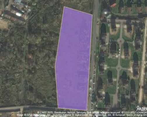 Участок 2.0 га под жилищное строительство, Новгорск, Химкинский район