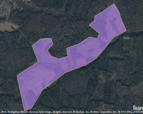Участок 151.0 га под коттеджный поселок, Лесная Поляна, Можайский район