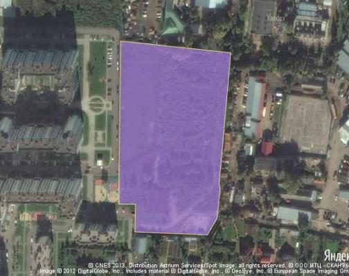 Участок 2.32 га под торгово-развлекательный комплекс, Молоково, Ленинский район