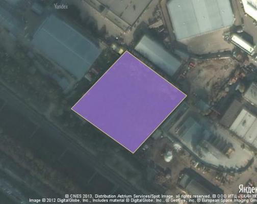 Участок 1.34 га под промышленно-складской комплекс, Химки