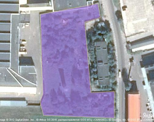Участок 0.91 га под промышленно-складской комплекс, Малые Вяземы, Одинцовский район