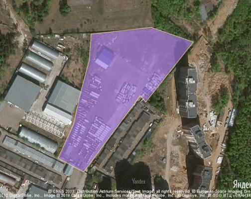 Участок 2.06 га под жилищное строительство, Балашиха, Балашихинский район
