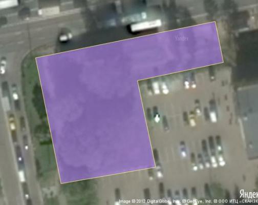 Участок 0.2 га под торгово-развлекательный комплекс, Балашиха, Балашихинский район