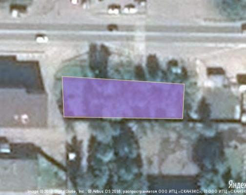 Участок 0.11 га под придорожный бизнес/азс/стоянку, Голицыно, Одинцовский район