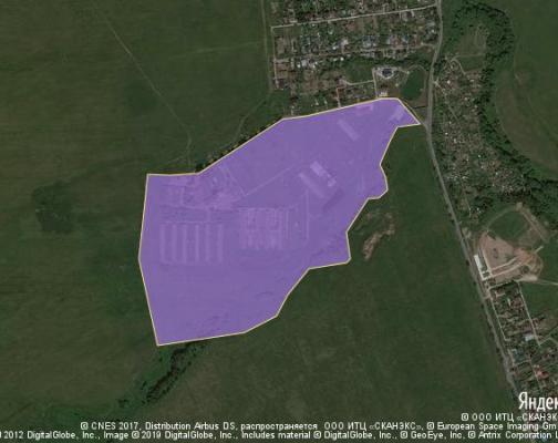 Участок 28.73 га под сельскохозяйственную деятельность, Авдотьино, Домодедовский район