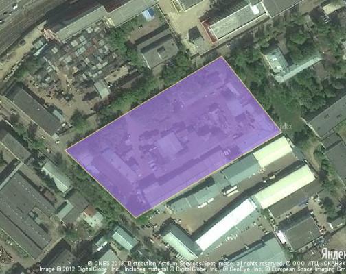 Участок 1.93 га под промышленно-складской комплекс, Люберцы, Люберецкий район