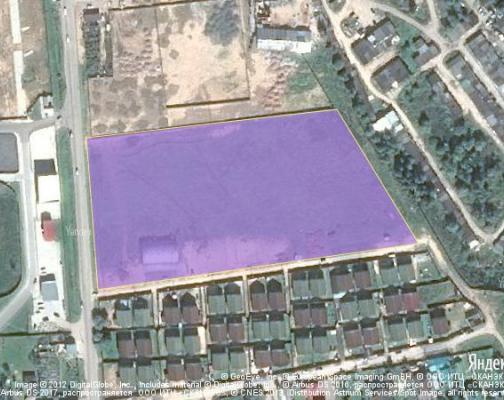 Участок 2.48 га под торгово-развлекательный комплекс, Апрелевка, Наро-Фоминский район